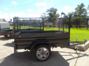 box trailers sydney