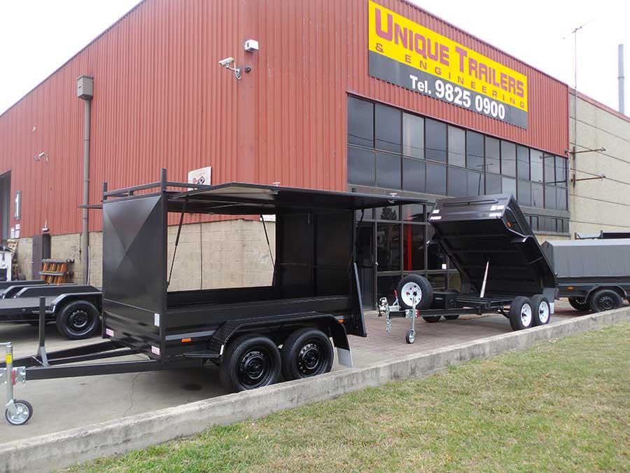 tradesmen trailer sydney